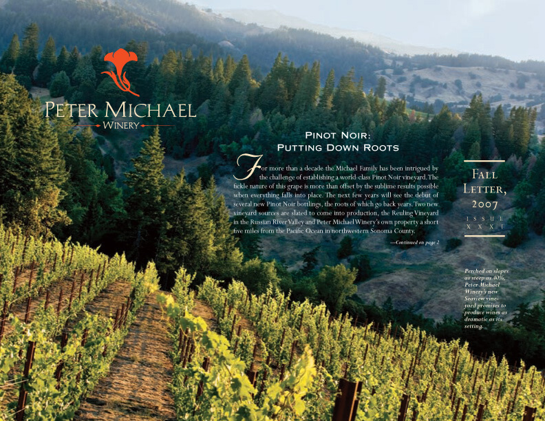 Pinot Noir: Putting Down Roots